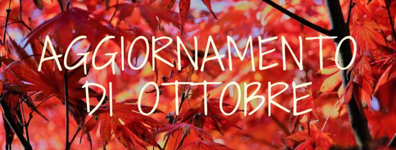 Aggiornamento di Ottobre (1)